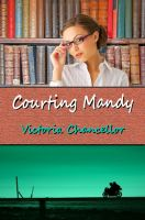 Cover for 'Courting Mandy'