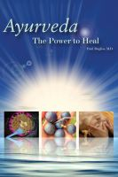 Cover for 'Ayurveda - The Power to Heal'
