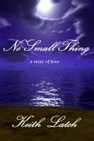 Cover for 'No Small Thing'