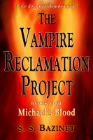Cover for 'The Vampire Reclamation Project'