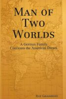 Cover for 'Man of Two Worlds'