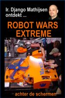 Cover for 'Robot Wars Extreme, 2001'