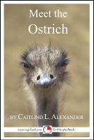 Cover for 'Meet the Ostrich: A 15-Minute Book for Early Readers'