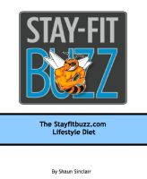 Cover for 'Stay-Fit Buzz Lifestyle Diet'