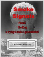 Cover for 'Smoke Signals'