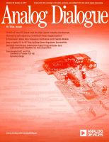 Cover for 'Analog Dialogue, Volume 45, Number 4'