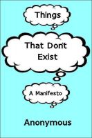 Cover for 'Things That Don't Exist: a Manifesto'