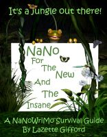 Cover for 'NaNo for the New and the Insane'