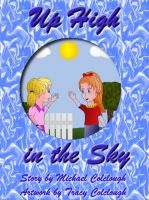 Cover for 'Up High in the Sky'