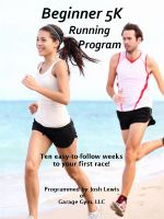Cover for 'Beginner 5K Running Program'