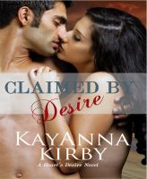 Cover for 'Claimed By Desire'