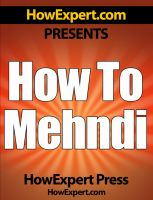 How To Mehndi cover