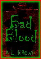 Cover for 'Bad Blood'