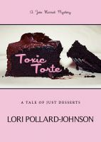 Cover for 'Toxic Torte'