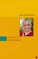 Cover for 'The Joy of Compassion'