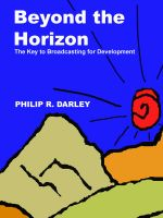Cover for 'Beyond the Horizon: The Key to Broadcasting for Development'