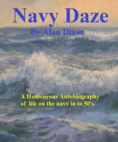 Cover for 'Navy Daze'