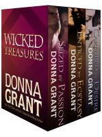 Cover for 'Wicked Treasures Box Set'