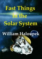 Cover for 'Fast Things in the Solar System'