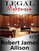 Cover for 'Legal Nightmare'