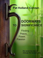 Cover for 'Doorways to Significance: Finding Peace, Power, Passion'