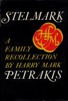 Cover for 'Stelmark: A Family Recollection'