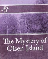 Cover for 'The Mystery of Olsen Island'