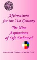 Cover for 'Affirmations for the 21st Century'