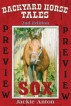 Preview: Backyard Horse Tales Sox 2nd Edition by Jackie Anton
