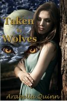 Cover for 'Taken By Wolves (Breeding Sex Erotica) (Werewolf Romance Erotica)'