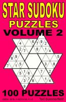 Cover for 'Star Sudoku Puzzles. Volume 2.'