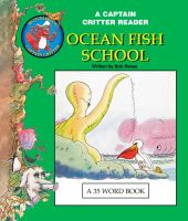 Cover for 'Ocean Fish School'