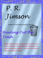 Cover for 'Hauling Out the Trash'