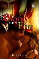 Cover for 'Blood and Fire'