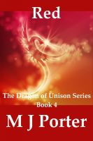 Cover for 'Red (The Dragon of Unison Series Book 4)'