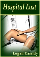 Cover for 'Hospital Lust'