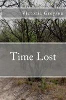 Cover for 'Time Lost'