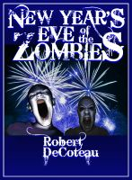 Cover for 'New Year's Eve of the Zombies'