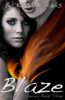 Cover for 'Blaze (Midnight Fire Series Book Three)'