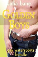 Cover for 'Golden Boys: Gay Watersports Bundle'
