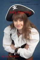 Cover for 'Jolly Rogering'