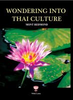Cover for 'Wondering into Thai Culture'