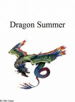 Cover for 'Dragon Summer'