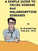 Cover for 'A Simple Guide to Celiac Disease and Malabsorption Diseases'