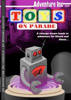 Cover for 'Toys On Parade'