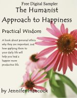 Cover for 'The Humanist Approach to Happiness: Free Digital Sampler'