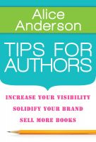 Cover for 'Tips for Authors'