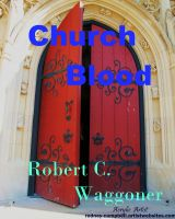 Cover for 'Church Blood'