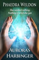 Cover for 'Aurora's Harbinger'