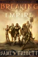 Cover for 'Breaking an Empire'